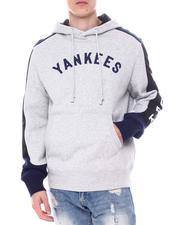 Hoodies - NEW YORK YANKEES  Fusion Fleece Hoodie-2594544