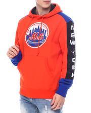 Hoodies - NEW YORK METS Fusion Fleece Hoodie-2594570