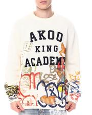 AKOO - PRIVATE SCHOOL SWEATER-2594565