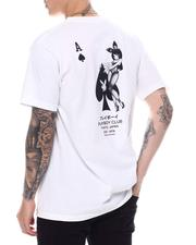 Color Bars - Playboy Ace of Spades Tee-2594810