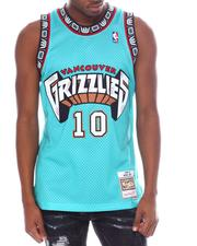 Mitchell & Ness - VANCOUVER GRIZZLIES Swingman Jersey - Mike Bibby-2595556