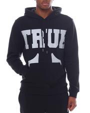 True Religion - Large Branded Hoodie-2595582