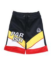 Parish - Color Block Track Shorts (4-7)-2592840
