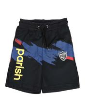 Parish - Color Block Shorts (4-7)-2592865