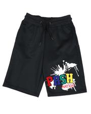 Bottoms - Graphic Shorts (8-20)-2592904