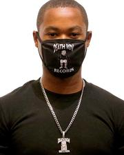 Face Coverings - King Ice x Death Row Records - Logo Face Mask -2596165