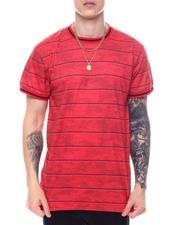 Men - Stripe Camo Tee-2595521
