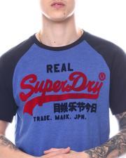 Superdry - VL DUO RAGLAN TEE-2595449