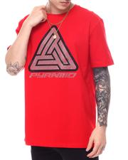 Black Pyramid - Bp Stone Logo Tee-2596717