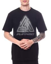 Black Pyramid - Bp Stone Logo Tee-2596723