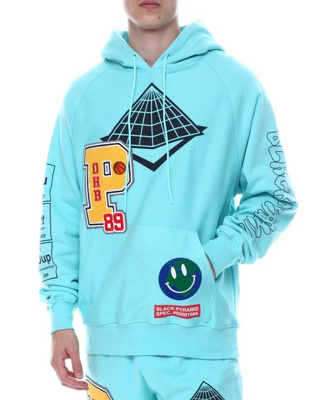 Black Pyramid - BP Element Hoodie