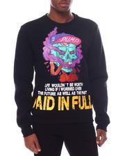 Sweatshirts & Sweaters - Paid in Full Crewneck Sweatshirt-2596529