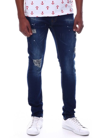 Buyers Picks - Ripped and Scratch Tear Jean