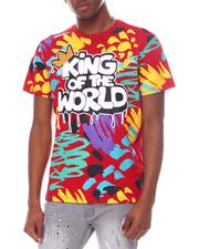 SWITCH - King of the World Paint Tee-2597931