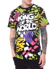 SWITCH - King of the World Paint Tee-2597869