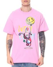 T-Shirts - PINK LUCKY CHARM TEE-2597060