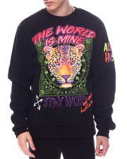 Sweatshirts & Sweaters - The World is Mine Crewneck Sweatshirt-2597165