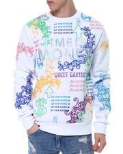 Buyers Picks - Time is Money Crewneck Sweatshirt-2597130