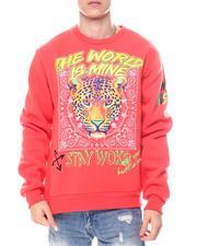 Buyers Picks - The World is Mine Crewneck Sweatshirt-2597155