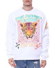 Sweatshirts & Sweaters - The World is Mine Crewneck Sweatshirt-2597160