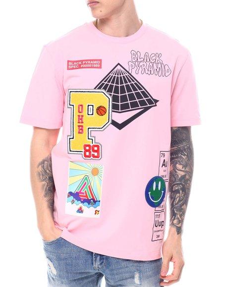 Black Pyramid - BP Element Tee