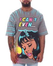 Big & Tall - I Can't Even Graphic T-Shirt (B&T)-2598438