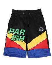 Parish - Color Block Track Shorts (8-20)-2592831