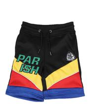 Parish - Color Block Track Shorts (4-7)-2592856
