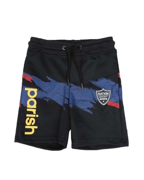 Parish - Color Block Shorts (2T-4T)