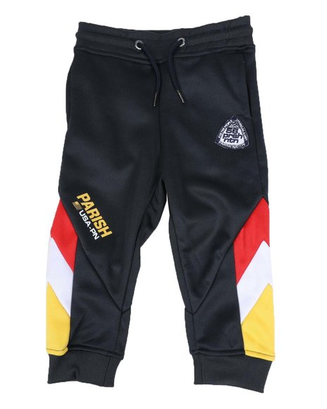 Parish - Color Block Track Pants (2T-4T)