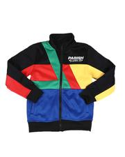 Activewear - Color Block Track Jacket (8-20)-2592922