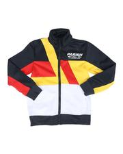 Activewear - Color Block Track Jacket (8-20)-2592955