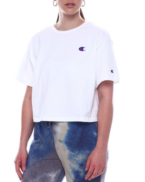 Champion - Heritage Cropped Tee