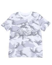 Adidas - Action Camo Print Tee (8-20)-2593811