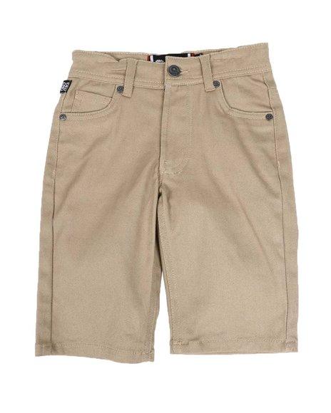 Akademiks - Stretch 5 Pocket Bull Denim Shorts (4-7)