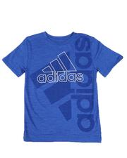 Adidas - Vertical Bos Pigment Tee (8-20)-2593040