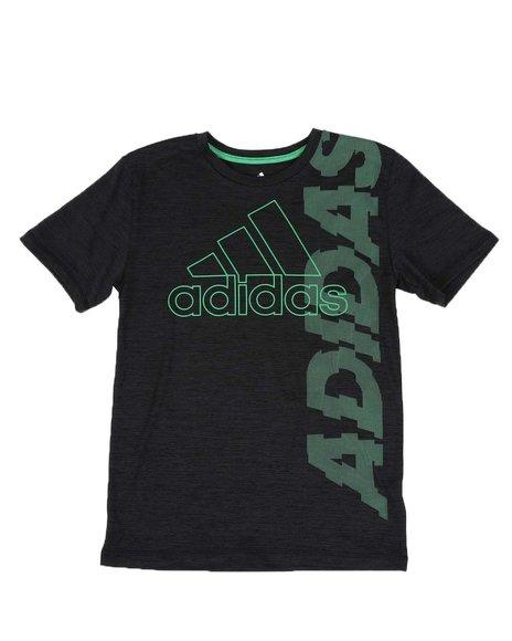 Adidas - Vertical Pigment Tee (8-20)