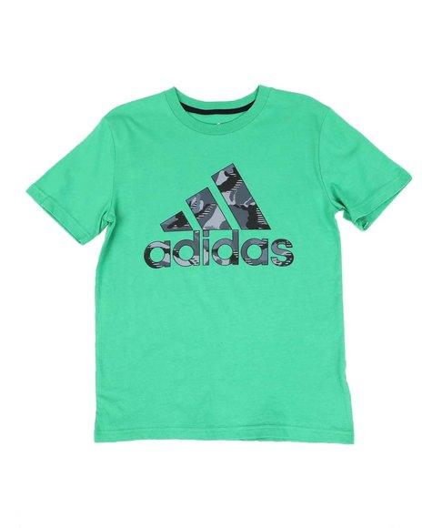 Adidas - Action Camo BOS Tee (8-20)
