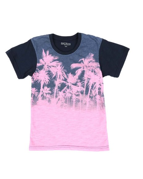 Arcade Styles - Palm Tree Tee (8-20)