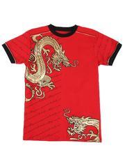 Tops - Dragon Print Tee (8-20)-2593786