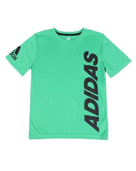 Adidas - Sport Poly Tee (8-20)
