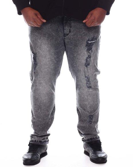 Buyers Picks - Distressed Slim Fit Jeans (B&T)