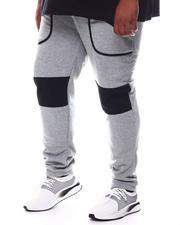 Jeans & Pants - Color Block Joggers (B&T)-2599352