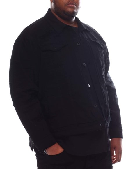 Jordan Craig - Distressed Denim Jacket (B&T)