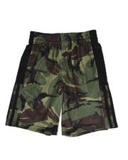 Sizes 8-20 - Big Kids - Action Camo Shorts (8-20)-2593080