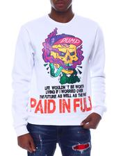 SWITCH - Paid in Full Crewneck Sweatshirt-2598397