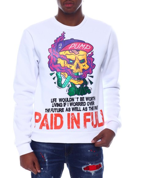 SWITCH - Paid in Full Crewneck Sweatshirt