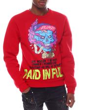 Sweatshirts & Sweaters - Paid in Full Crewneck Sweatshirt-2598402