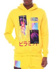 Black Pyramid - Warped Reality Hoodie-2599452