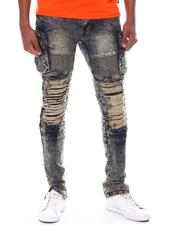 Frost Originals - Shedded Jean with Cargo Pocket-2599734